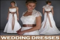 Ad.  Wedding Dress Ireland